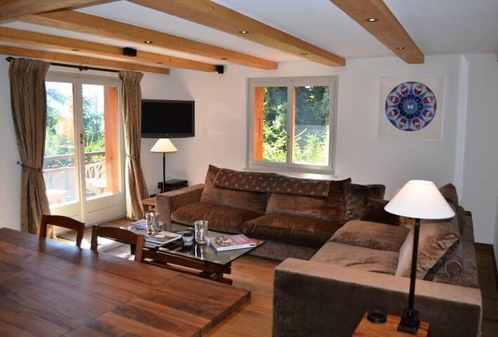 Asters **** 3 Bedroom Lux Verbier - 巴涅 - 公寓