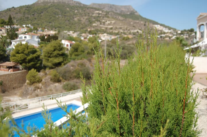 Cosy house in Calpe near the sea - Polígono Industrial Faima - Huis
