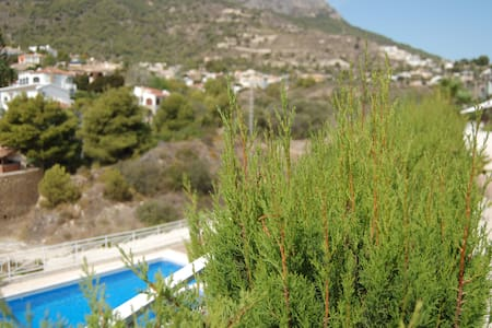 Cosy house in Calpe near the sea - Polígono Industrial Faima