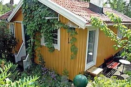 Cozy house 20 min to Stockholm city - Boo - Casa