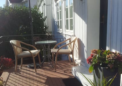 Lovely bedroom in the city center, walk everywhere - Sandefjord