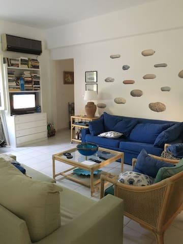 Island resort home - Ποσειδωνία - Hus