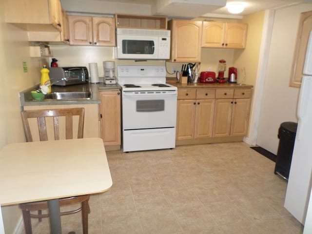 Character House - 3BD Basement Apartment - Central