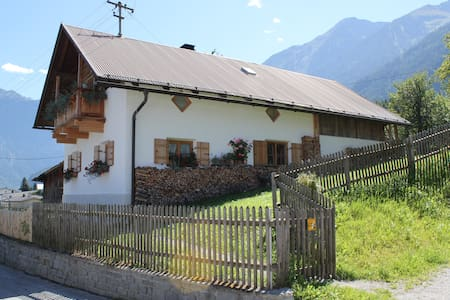 Haus Sautens in Oetztal,Tyrol,for 6 - Sautens - Lejlighed