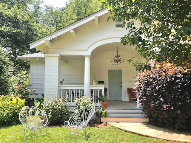 Charming Private Garden Apt, near Downtown Atlanta