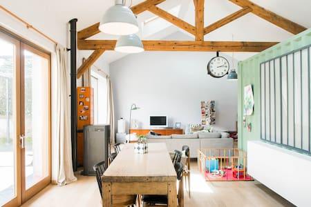 New Big chambre lumineuse, au calme dans Loft ! - Feyzin