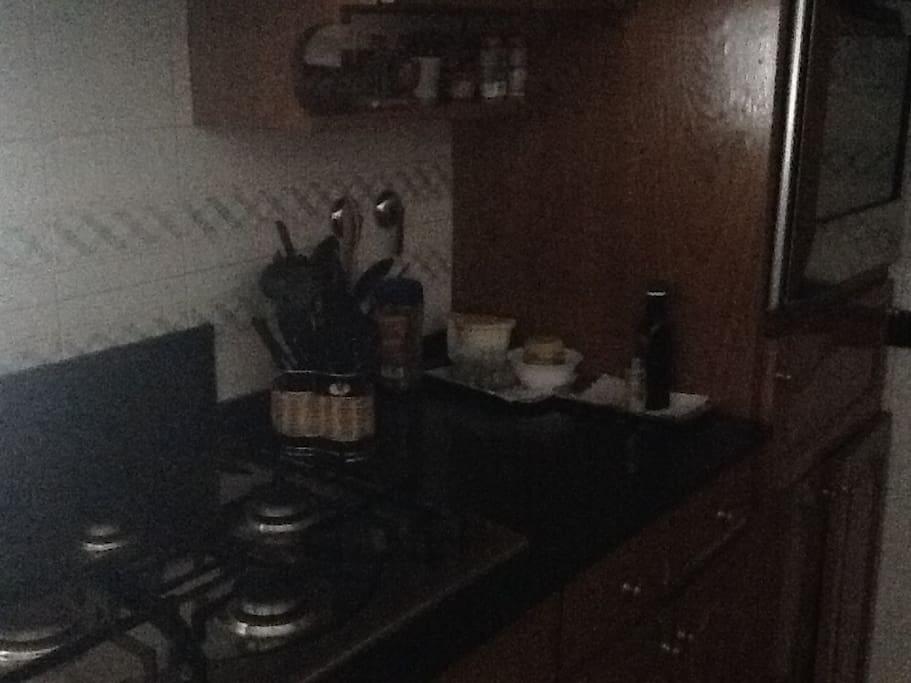 Kitchen/ Cocina