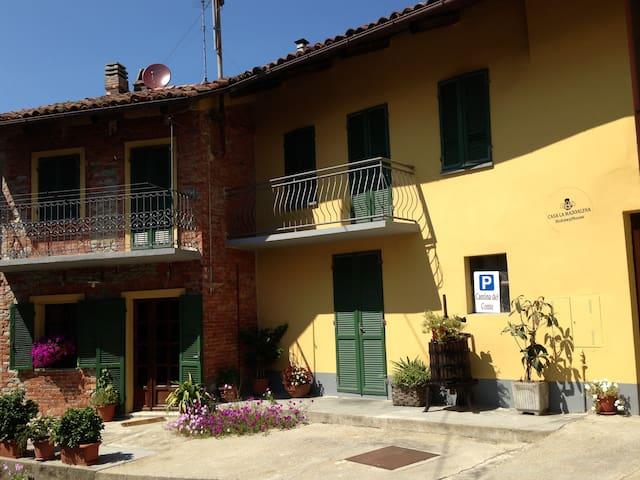 Casa la Maddalena - Grinzane Cavour - Hus