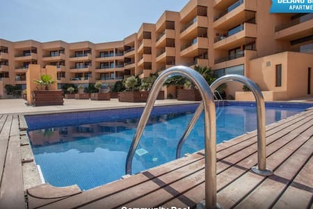 Delano Beach Sea View Apartment new - Sant Josep de sa Talaia