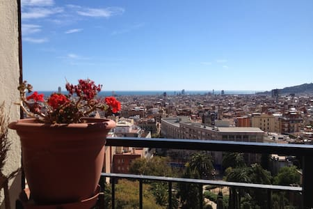 Brand new flat with sea view - Barcelona - Apartment