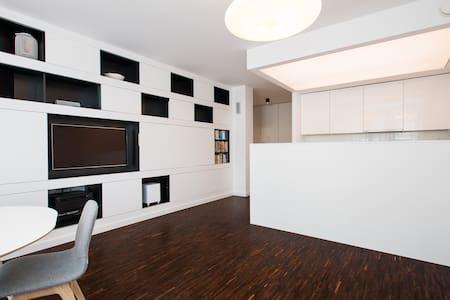 New apartment with swimming pool - Krakau - Wohnung