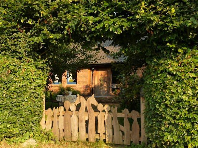 Atelier&Gästehaus Winkelshütten - Borgholzhausen - Casa
