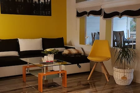 Cozy apartament close to the nature - Kongsberg - 公寓