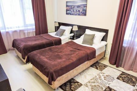 Апартаменты Caravan 2 на Лодочной 31 - Moskva - Leilighet