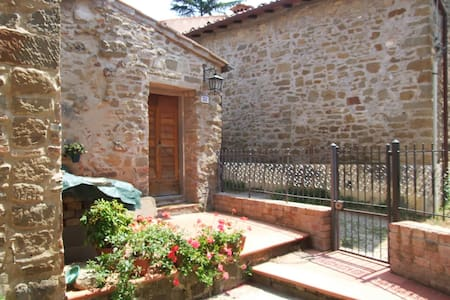 Charming studio in Chianti - Greve in Chianti - Haus