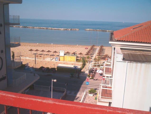 APARTMENT NEAR RIMINI - Igea Marina - Apartament