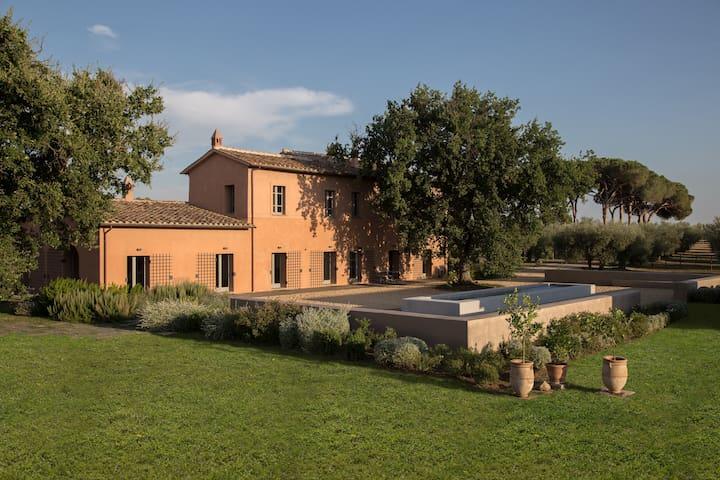 Tenuta di Paternostro  Etruscan Country Retreat - Vetralla - Villa