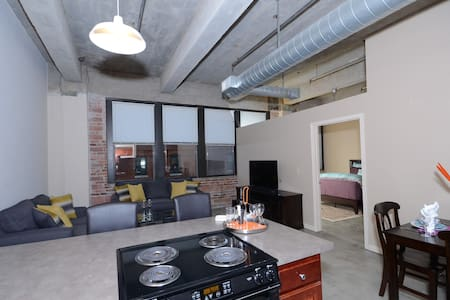 Art District Condo near Power and Light - Kansas City