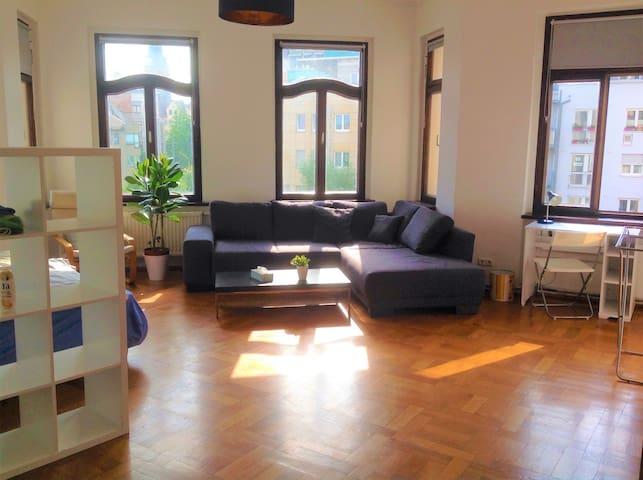 Schönes 32 m² Privatzimmer im Zentrum von Halle