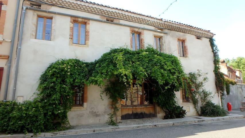 Les Remparts - Saint-Ybars - Haus