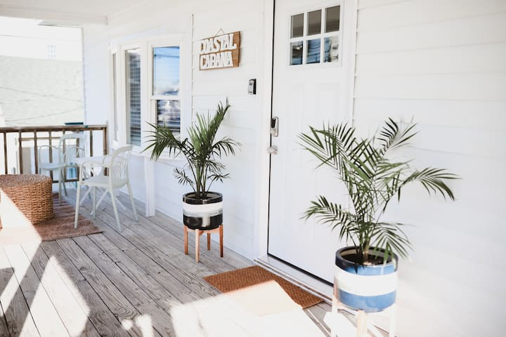 Coastal Cabana - 1 Block to beach with sound view