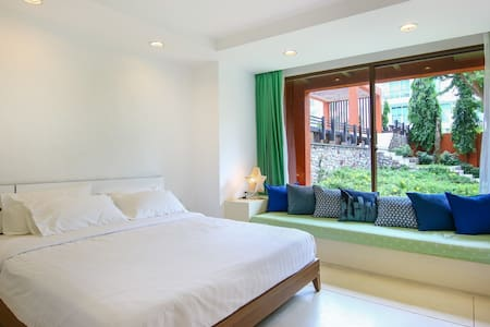 2BR Residence next to beach in Hua Hin