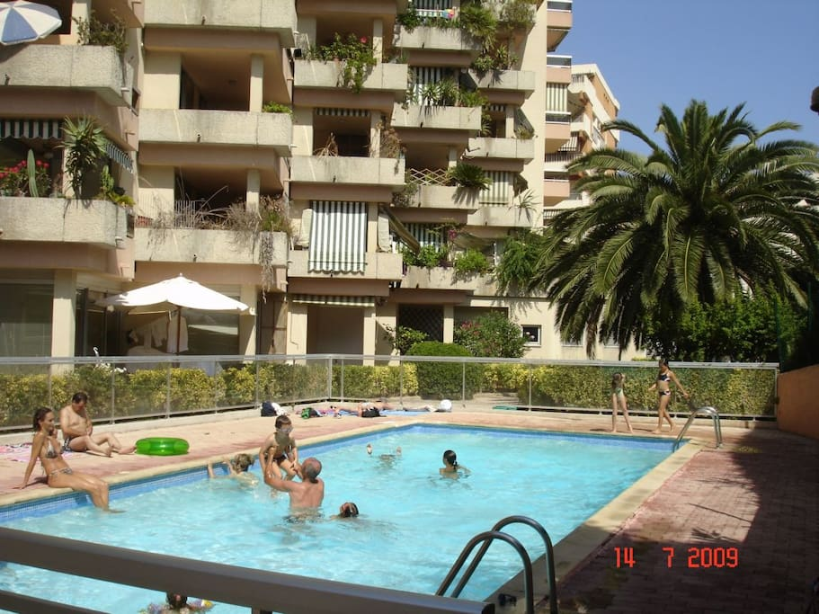 Les jardins du cap 100 m from beach apartments for rent - Residence les jardins du cap roquebrune cap martin ...