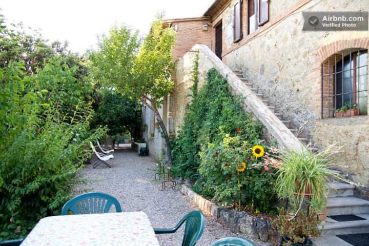 Santa Caterina b&b, Monteriggioni