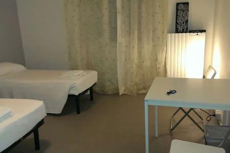 double room close to the sea - Rimini - Departamento