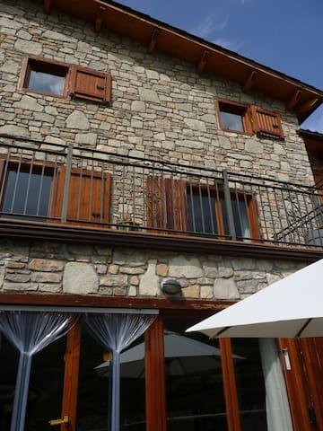 Casa en Montellá, La Cerdaña Natura - Montellà