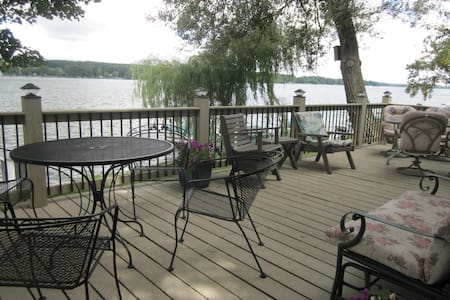 Lakefront Hideway in Western NY - Castile - House