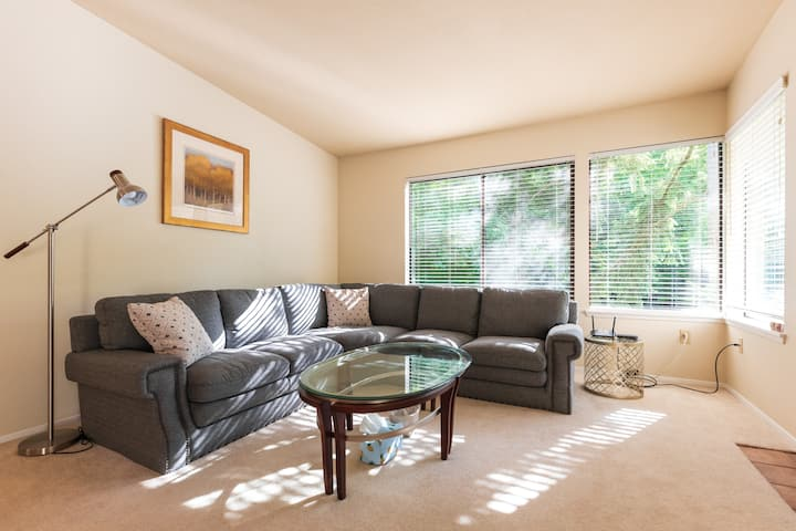 Clean and Convenient Condo in Downtown Bellevue