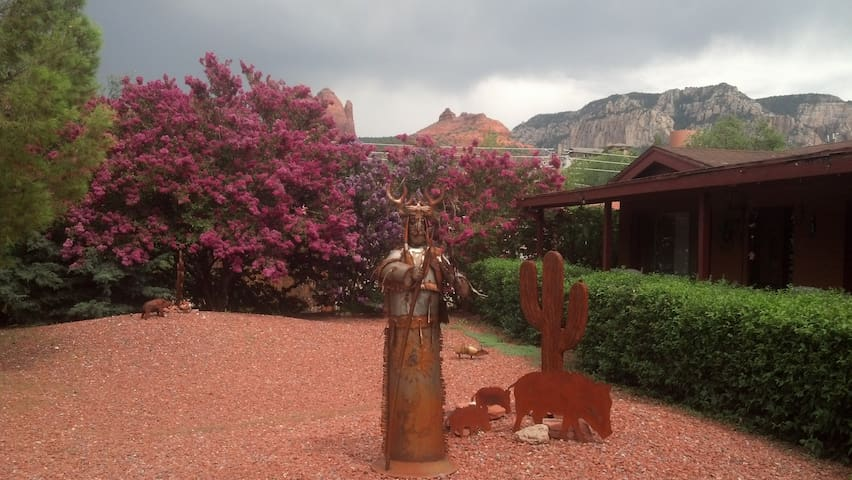 Soul of Sedona House & Guest House  Uptown Sedona