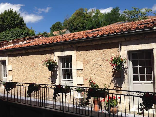 Riberac town centre eco loft conversion