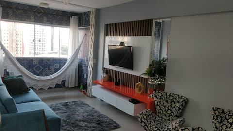 ⭐️ Apartamento completo com localização top ⭐️