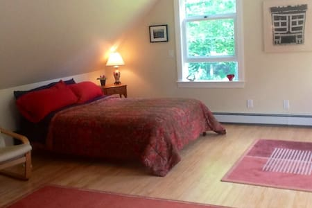 Tranquil Guest Suite on Bishop Farm - Freeport