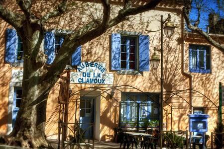 Auberge de la clamoux - Villeneuve-Minervois - Dům pro hosty