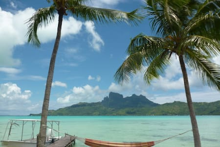 Bungalow à Bora Bora - Pora Pora