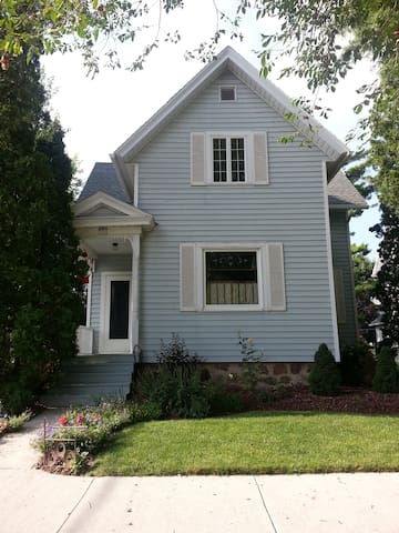 Amazing Downtown Elkhart Lake Home!