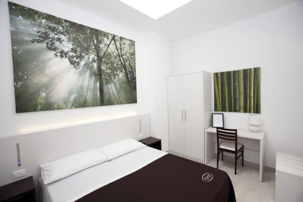 Orchidea b b room standard 2 chambres d 39 h tes louer for Louer chambre sans fenetre