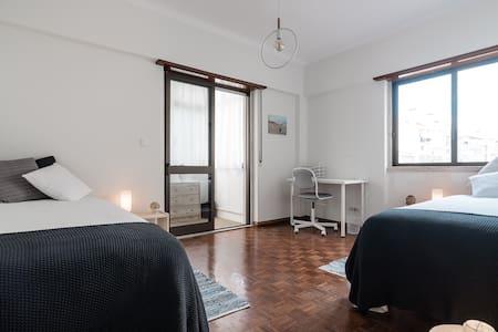 Cozy apartment in Lisbon - Lisboa - Wohnung