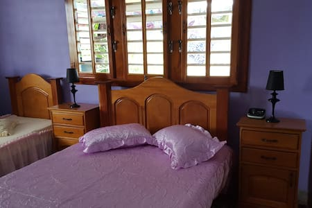 Enjoy your stay in the Purple Room of La Tropical - Pinar del Río - Daire