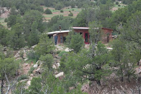 peaceful retreat near santa fe