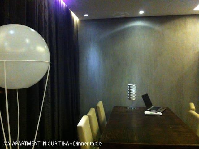 Gorgeous Apartment BatelSoho - Curitiba - Flat