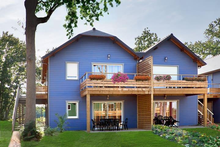 Cottage 6 personnes - Chaveignes - Wohnung