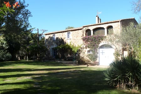 Gorgeous Ancient Country House Calella Palafrugell - Palafrugell