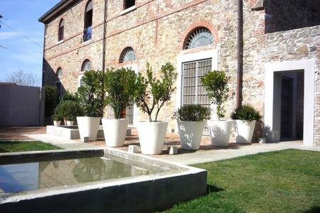 OLD OIL MILL LUXURY HOME NEAR BEACH - Casano-dogana-isola