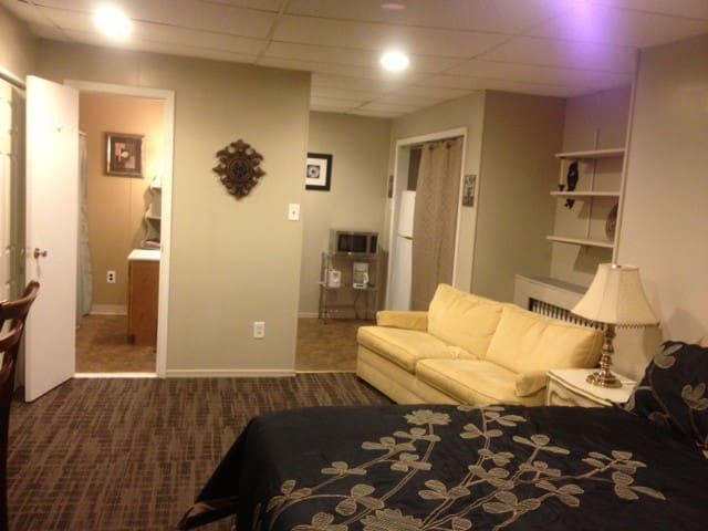 Private Apt-Minutes from Downtown - Pittsburgh - Apartment