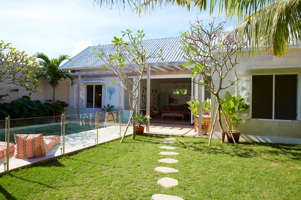 Designer Kid Friendly Bali Pad!