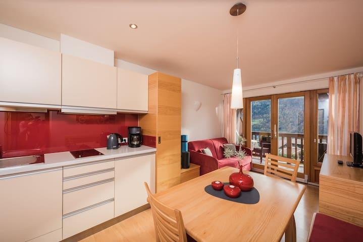 Kuscheliges Apartment, spannender Blick, Services